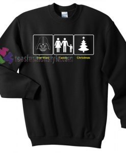 Darth Vader Christmas Sweater gift