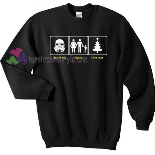 Star Wars Storm Trooper Sweater gift