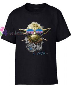 Star Wars Yoda T-shirt gift