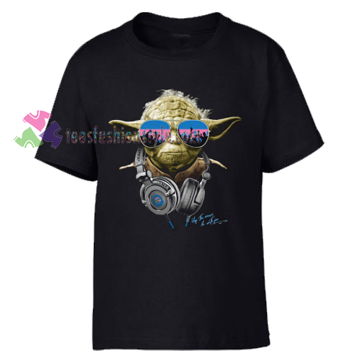 Star Wars Yoda T-shirt gift