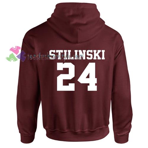 Stilinski 24 Hoodie gift