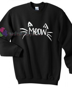 The Look Cat Fashion Sweater gift