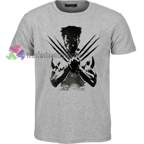 Wolverine X-Men T-shirt gift