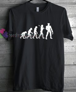 Wolverine X-Men Evolution T-shirt gift