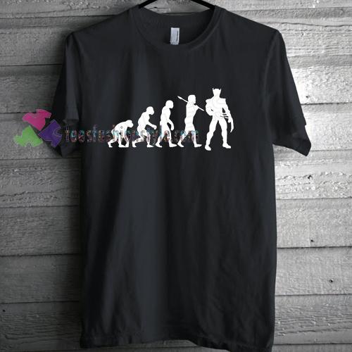 Wolverine X-Men Evolution T-shirt gift
