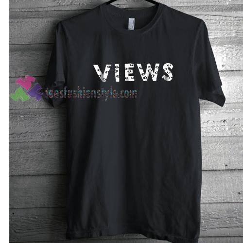 VIEWS T-shirt gift