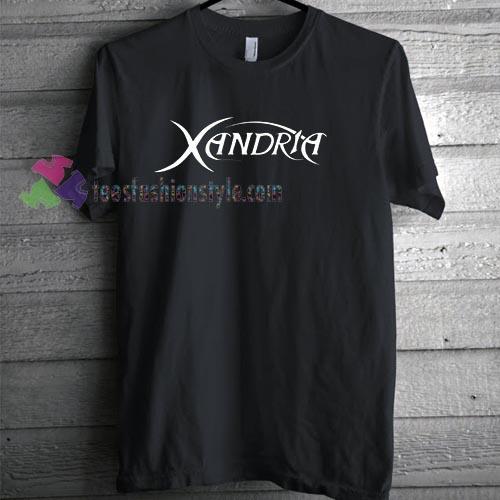Xandria T-shirt gift