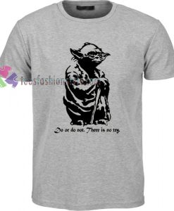 Yoda Star Wars T-shirt gift