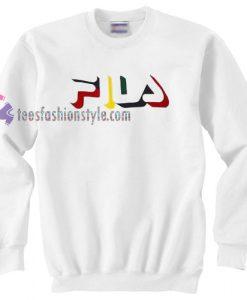 FILA Sweater gift