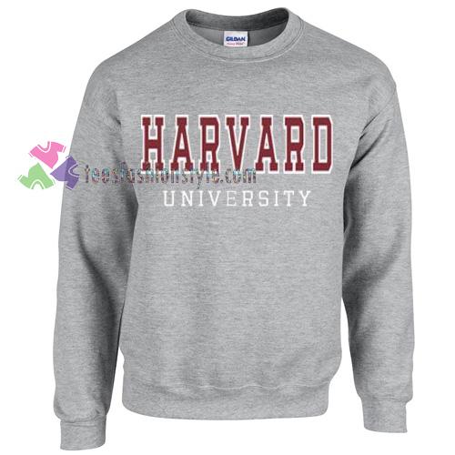Harvard University Sweater gift