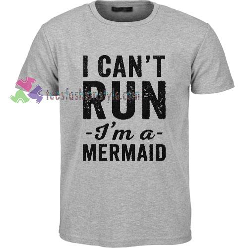 I Am A Mermaid T-Shirt gift