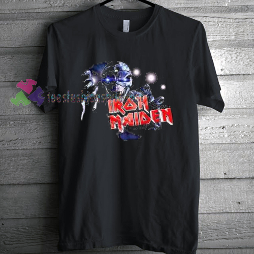 Iron Maiden Logo T-Shirt