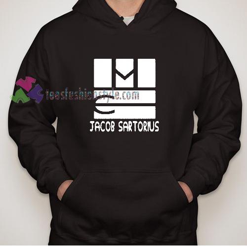 Jacob Sartorius White Hoodie gift