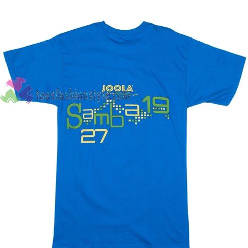 Joola Samba 19/27 T-shirt gift
