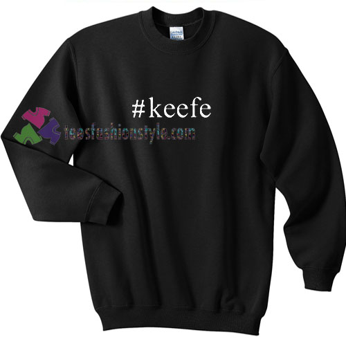 Keefe Hashtag Sweater gift
