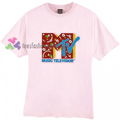 Music Television T-Shirt