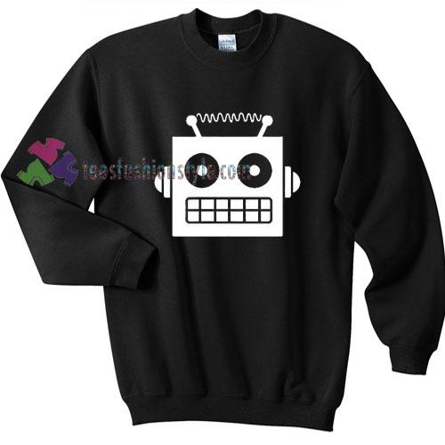 Robot Baby Sweater gift