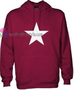 White Star Hoodie gift