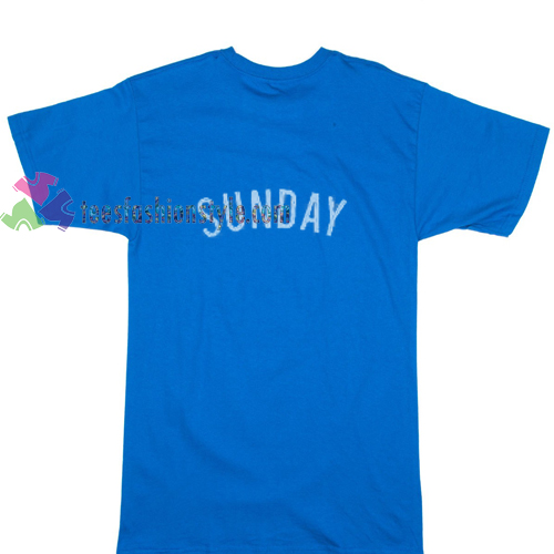 SUNDAY T-shirt gift