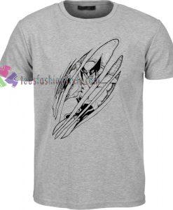 Wolverine Tattoo T-shirt gift