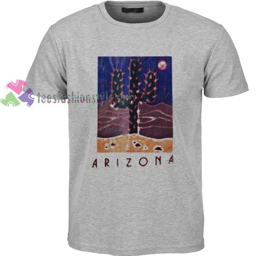 arizona desert cactus T Shirt gift