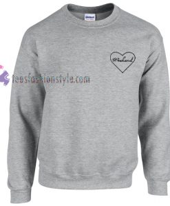 love weekend sweater gift