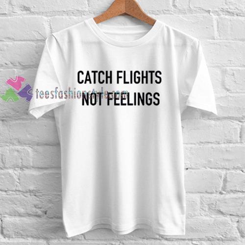 product page catch flights feelings sweatshirt