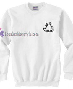 Palace sweater gift