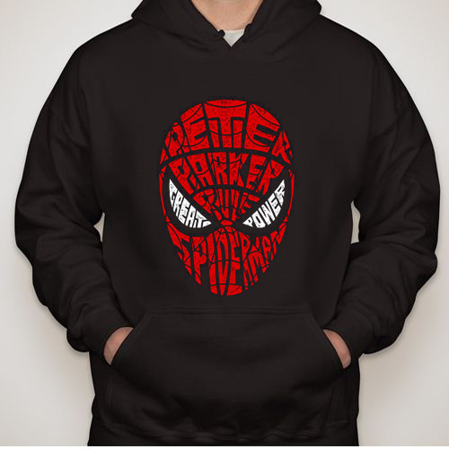 SpiderMan Geek homecoming hoodie gift shirt
