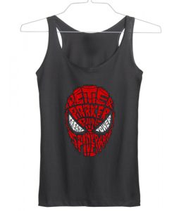SpiderMan Geek homecoming tanktop gift