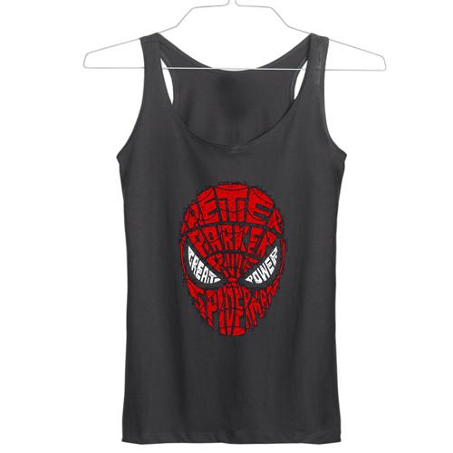 SpiderMan Geek homecoming tanktop gift