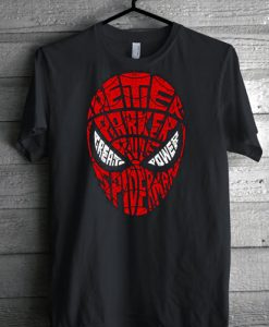 SpiderMan Geek homecoming tshirt gift