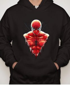 SpiderMan homecoming hoodie gift
