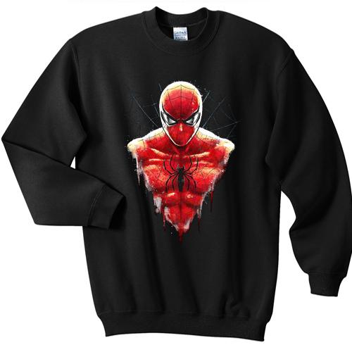 SpiderMan homecoming sweater gift