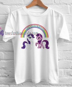 my little pony Tshirt gift