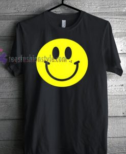 smiley Tshirt gift