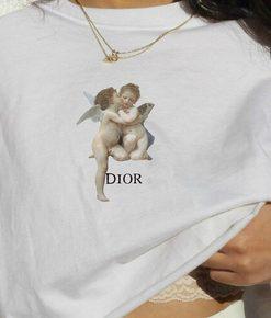 Baby Dior Tee Tshirt gift