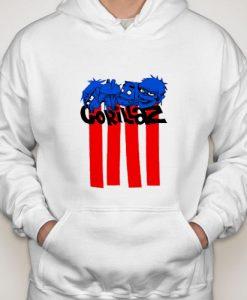 Gorillaz Lines hoodie gift