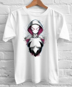Spiderman spiderGwen tshirt gift