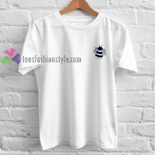 bee art logo Tshirt gift