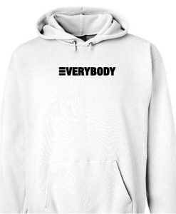 Everybody digital album hoodie gift