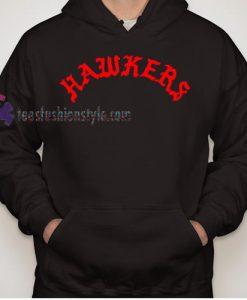 hawkers logo hoodie gift