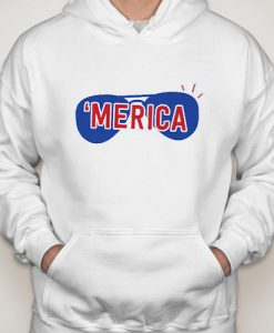 merica independence day hoodie gift