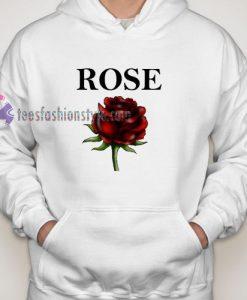 Rose Red Flower hoodie gift