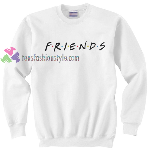 Friends TV Show sweater gift