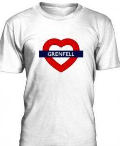 Grenfell love Tshirt gift