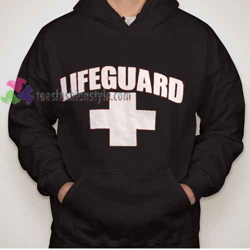 Lifeguard hoodie gift shirt sweater custom clothing Unisex