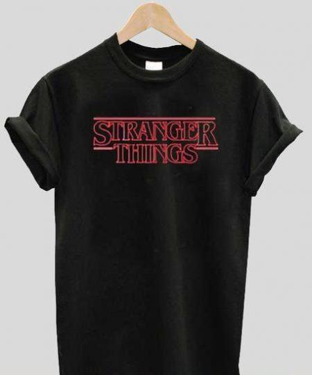 Stranger Things Tshirt gift