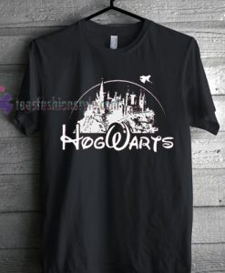 hogwarts school of witchcraft and wizardry Tshirt gift