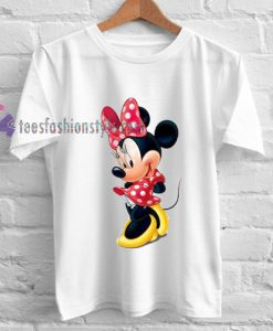 minnie mouse Tshirt gift